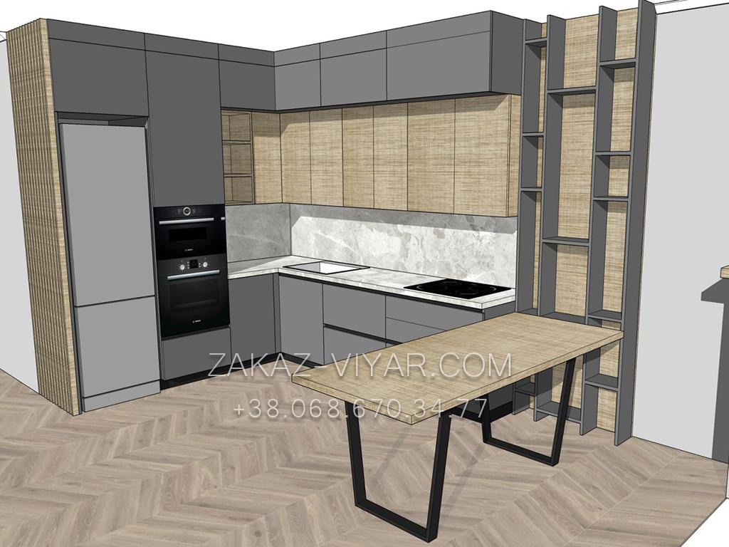Как заказать кухню, шкаф или другую мебель на Вияре, и какая в этом выгода?